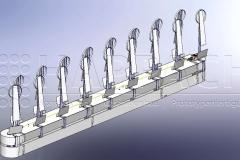Bekleidungsförderer-CAD-W